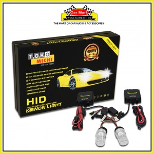 Toko Michi HID Xenon Headlight Conversion Kit - 9005