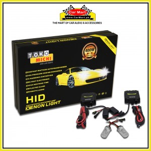 Toko Michi HID Xenon Headlight Conversion Kit - H4