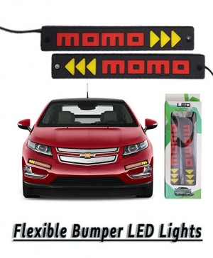 Universal Fender LED Light - Momo - Red