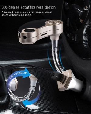 Bluetooth & Mp3 profesional Car Kit - GT86