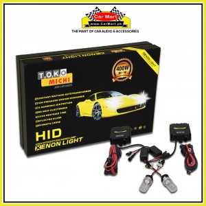 Toko Michi HID Xenon Headlight Conversion Kit - H11