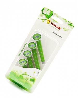 car pefume stick air freshener Green