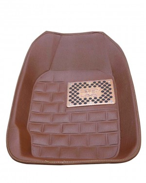 5D Universal Car mats Brown