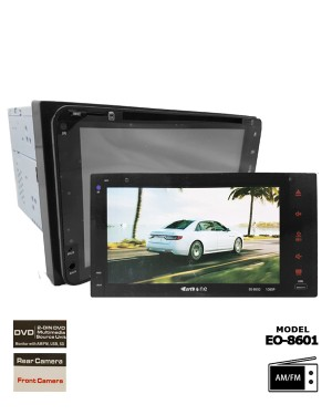 Collar DVD Player - Earth One EO-8601
