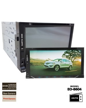 Universal DVD Player - Earth One EO-8604
