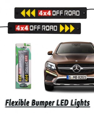 Universal Fender LED Light - 4x4 Off Road