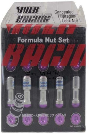 Volk Racing Lugnuts