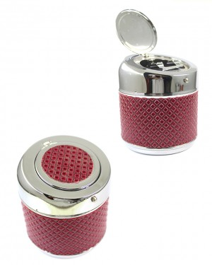 Office Tabel / Dashboard - Ashtray - Daimond Red