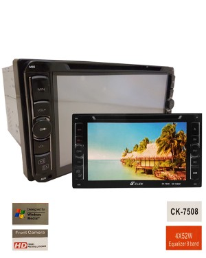 Collar DVD Player - K Click CK-7508