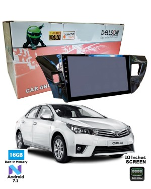 Toyota Corolla 2015 Android Tablet - T3