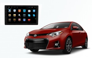 Android Player For New Corolla Face Lift 2017