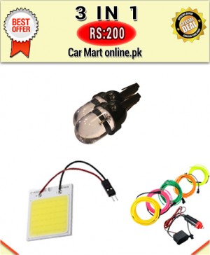 Rs:200 # Deal 1 # 3 in 1 # For All Cars
