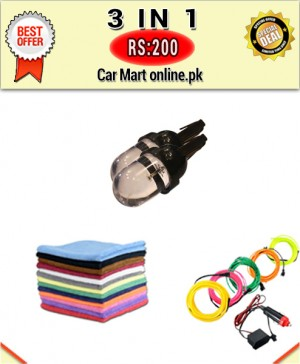 Rs:200 # Deal 2 # 3 in 1 # For All Cars