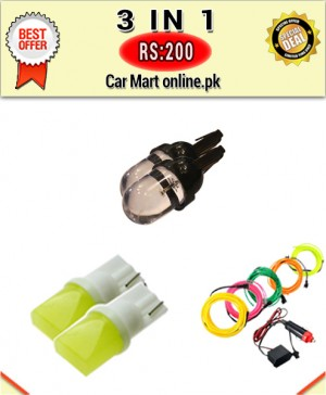 Rs:200 # Deal 4 # 3 in 1 # For All Cars