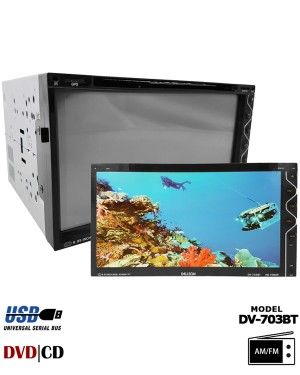 Universal DVD Player - Dellson DV-703BT