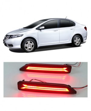 Honda City Brake Bumper Light Design A- Model 2014-2017
