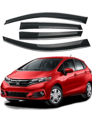 Honda Fit Air Press with Chrome Plate