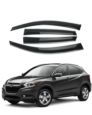 Honda Vezel Air Press with Chrome Plate