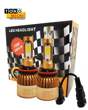 Toko Michi 75w H11 LED Headlight