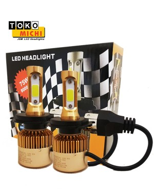 Toko Michi 75w H4 LED Headlight
