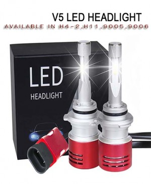 Car V5 LED Light for Car Headlight