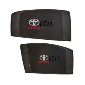 Pack of 3 - Accessories for Toyota Vitz 2007 to 2008 - Multicolor # Deal 124