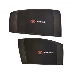 Pack of 3 - Accessories for Toyota Corolla 1994 to 2002 - Multicolor # Deal 91