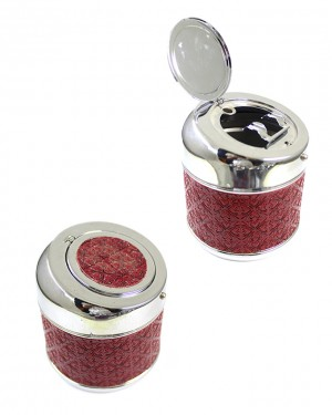 Office Tabel / Dashboard - Ashtray - Red Heart