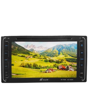 Collar DVD Player - K Click CK-7509