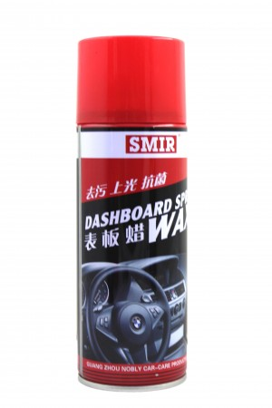 SMIR Dashboard Spray Wax
