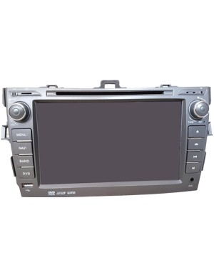 Toyota Corolla 2012 DVD Player Pannel
