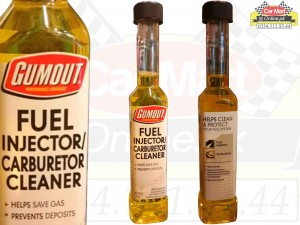 Gumout Fuel Injector Cleaner/Carburetor Cleaner 6oz