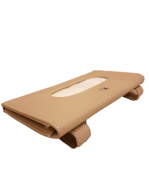 Honda Sun Shade Tissue Box Beige