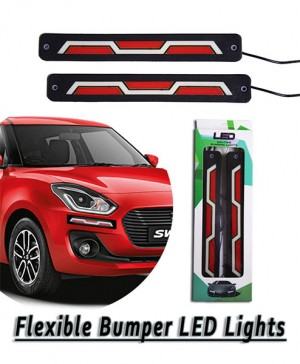Universal Fender LED Light - Red&White