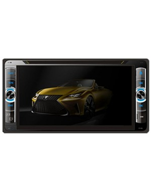 Toyota Universal DVD Player F6218