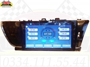 Motevo Android Player For Toyota Corolla 2016