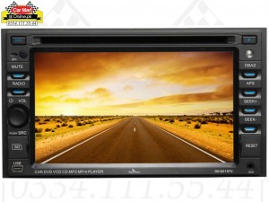 DD-6219TV 2din DVD player