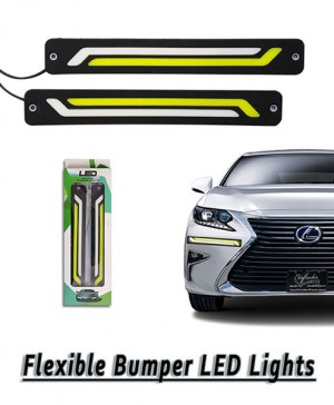 Universal Fender LED Light - Yellow&White