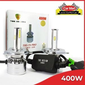 TOKO MICHI 400 WATT T-4 PRO CANBUS LED HEADLIGHT