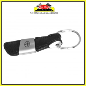 Toyota Leather Keychain - High quality creative design Toyota Leather Keychain