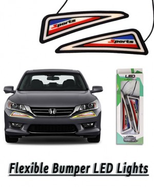 Universal Fender LED Light - Triangle - Sports