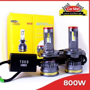 TOKO MICHI 800W AUTO LED HEADLIGHT W65