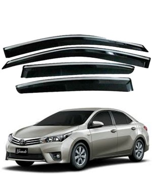 Toyota Corolla Air Press with Chrome Plate