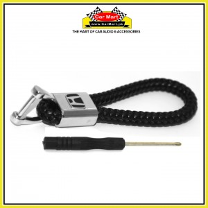 Honda rope Keychain - High quality creative design Honda Rope Keychian