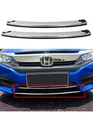 Honda Civic 2016-2018 Front Grill Trim