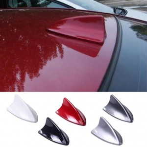 Car Shark Antenna Auto Exterior Roof Shark Fin Antenna Car Styling