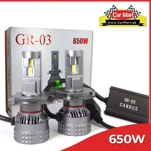 TOKO MICHI 650W CANBUS LED HEADLIGHT GR-03