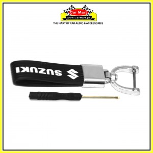 Suzuki Rubber Keychain with Screw Driver - High quality creative design Suzuki Rubber Keychain with Screw Driver