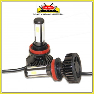 Toko Michi 200w Auto Led Headlight Lightning System - H11